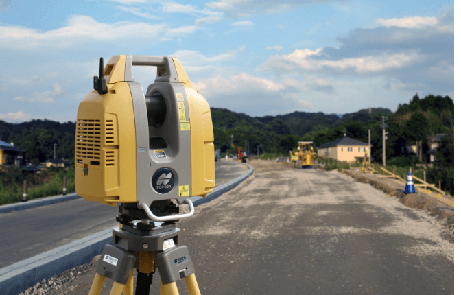3D Laser Scanner GLS-2200 シリーズ