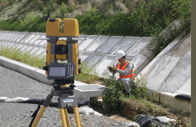 Laser Scanner Total Station GTL-1000